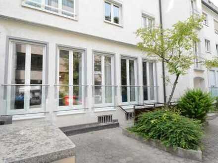 2 gewerbliche Wohnungseinheiten exklusiv ausgestattet und möbliert!