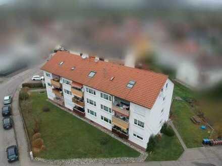 Attraktive 2- Zimmer Wohnung in beliebter stadtnaher Wohnlage