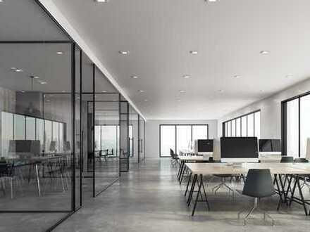 NEUBAU VOLLKLIMATISIERUNG Bürogebäude: 3.008,4 m² Stadtkrone-Ost!
