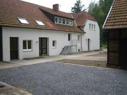Modernisierte Whg mit vier Zimmern und und Garten in Glandorf-Averfehrden