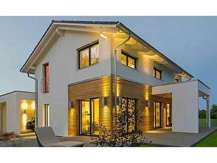 *Preisgekrönt* HAAS Plusenergiehaus inkl. Grundstück und Keller -SCHLÜSSELFERTIG - plus Küche