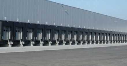 """BAUMÜLLER & CO."" Nähe Cargo City Süd - ca. 7.000 m² Hallenfläche"