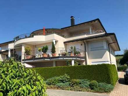 Nur 10 Min. z. Seeufer - Exklusive 5 ½-Zimmer-Wohnung mit Gartenterrasse