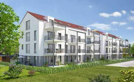 Neubau in Leitershofen ** ELMER-FRYAR-CIRCLE ** Baubeginn erfolgt**