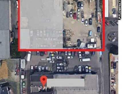 1000 qm unbebautes Gewerbegrundstück in 2. Reihe im Gewerbegebiet von Pulheim
