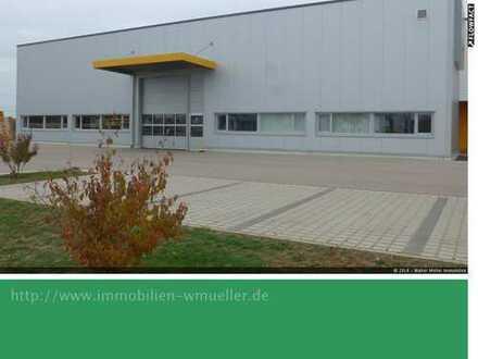 Halle, Produktions- od. Lagerfläche in 86690 Mertingen zu vermieten!