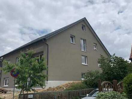 Erstbezug nach Sanierung mit Garten und Balkon: ansprechende 5-Zimmer-Wohnung in Maikammer