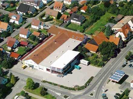 Gewerbefläche mit Büro in Balingen- Ostdorf