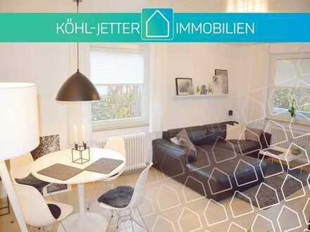 Moderne, renovierte 3 Zi.-Whg. mit Garage in zentrumsnaher Lage von Balingen!