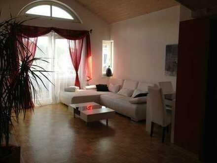 Schickes 1-Zimmer-Appartement mit EBK, TG und Balkon