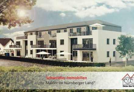 Sonnige Balkonwohnung in Henfenfeld!!! 3-Zimmer-NEUBAU-Eigentumswohnung