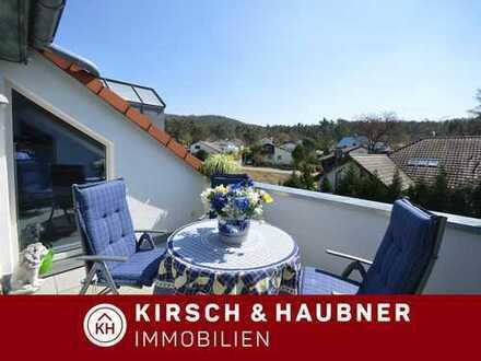 Junges, modernes Wohnen über den Dächern,  Neumarkt - unterhalb Wolfsteinpark