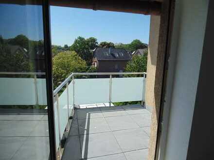Gemütliche Dachgeschoss-Wohnung mit ca. 52 m² WFL + Balkon, in ruhiger Wohnlage