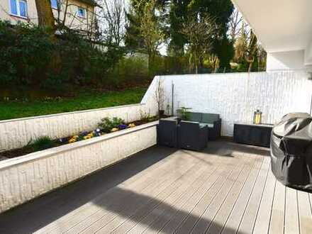 *Exklusives Apartment (barrierefrei) am Kurpark / exclusive apartment at the Kurpark*
