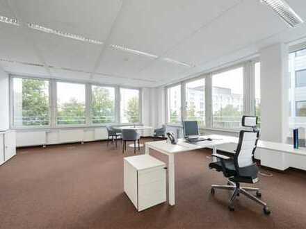 Arbeiten im grünen Umfeld! Moderne und durchdachte Büroflächen in München-Dornach!