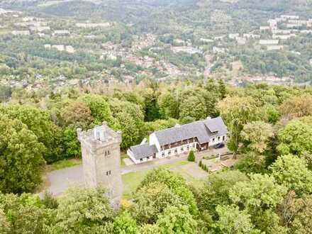 Tradition erhalten- die Dombergbaude in Suhl sucht einen neuen Eigentümer!