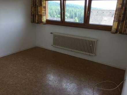 Sonnige 2,5-Zi-Whg mit 2 Balkonen u. EBK in Schluchsee