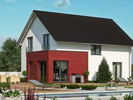 Zeitlos & Elegant*- Schlüsselfertiger Neubau 147 m², inkl. Grundstück, Keller und Küche - Kfw 55