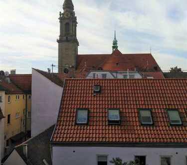 Über den Dächern von Ludwigsburg