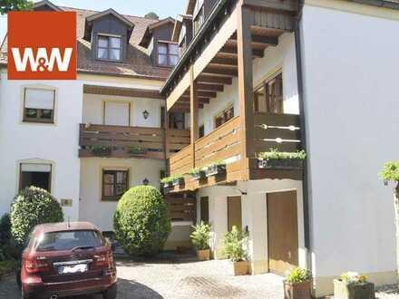 Kuschliges Nest unterm Dach-Wohnen im Herzen von Pfaffenhofen!