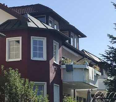 Neuwertige 4-Zimmer-Erdgeschosswohnung mit Balkon und EBK in Reichenbach/Fils