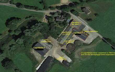 TOP-Lagerflächen ab 100 bis 1.800m² - für Gewerbe & Privat - Verkehrsgünstig - Nähe Bargteheide