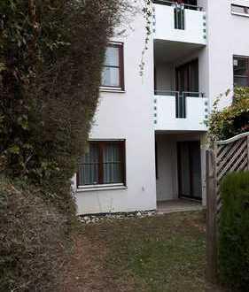 Attraktive 2 Zimmer Gartenwohnung in bevorzugter Wohnlage von Holzgerlingen