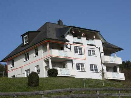 Preiswerte, gepflegte 3-Zimmer-Wohnung mit Balkon und EBK in Klingenthal