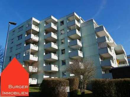 Schöne 1,5-Zimmer-ETW im Erdgeschoss mit Balkon in gepflegter Wohnanlage in Lomersheim