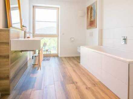 Grün statt Grau - sonnige 2-Zimmerwohnung für Gartenliebhaber