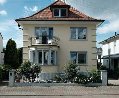 Stadtvilla aus den 30er Jahren in der Schwetzinger-Oststadt