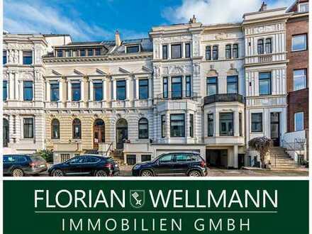 Bremen - Gete | Hochwertig ausgestattete, großzügige 2-Zimmer-Erdgeschosswohnung mit schönem Garten