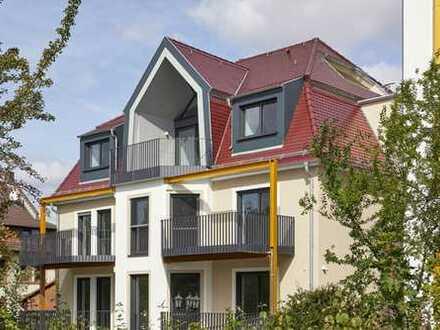 *Erstbezug* Maisonette-Penthouse-Wohnung im Zentrum von Hünfeld