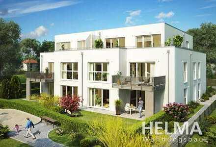 Überzeugende Ausstattungsdetails! Herrliche 2-Zimmer-Wohnung mit Terrasse und Garten