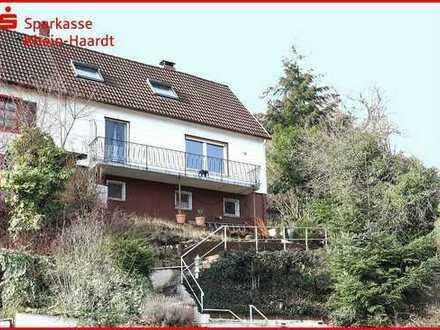 Eigenheim für die kleine Familie mit Garten und Fernblick