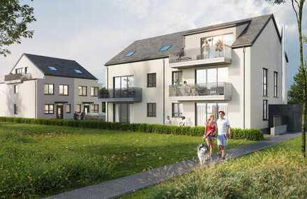 Hübsche 2-Zimmerwohnung mit Terrasse
