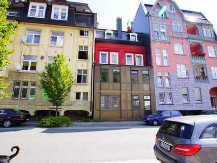 Großzügige und sehr helle 2-Zimmerwohnung im 2.OG mit super Aufteilung mitten im Zentrum der Stadt