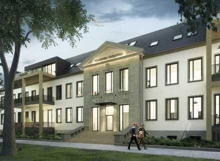 Kleefelder Hofgärten: traumhafte 4-Zimmer-Wohnung mit großzügigem Wohnbereich in ruhiger Lage