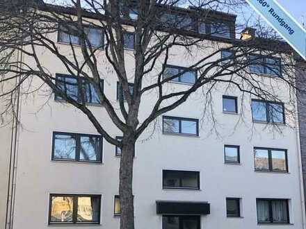 Charmante 2-Zimmer-Dachgeschosswohnung in ruhiger Lage von Essen-Borbeck