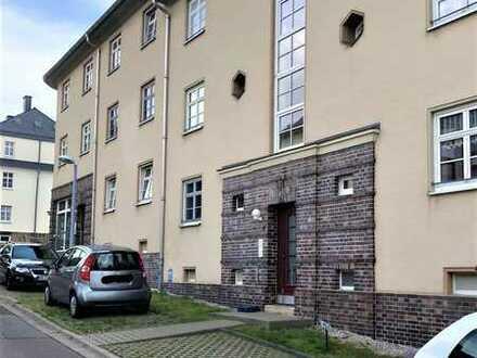 2-Zimmer-Wohnung mit Balkon, KFZ-Stellplatz und Aufzug in ruhiger Lage