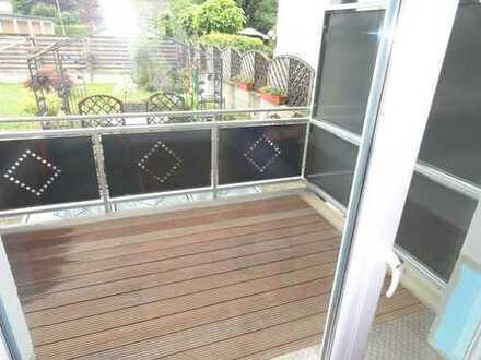 Neuwertige 2-Zimmer-EG-Wohnung mit Balkon in Coesfeld