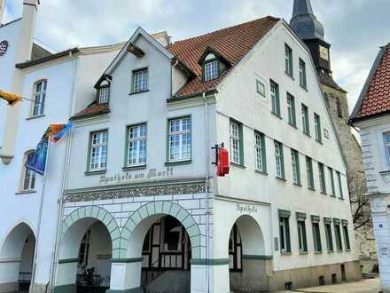 Historisches denkmalgeschütztes Geschäftshaus im Herzen von Beckum