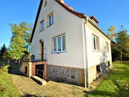 Seebad Ueckermünde Solides Einfamilienhaus mit Garage und 2 Gäste-Häusern in Bestlage