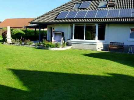 Außergewöhnliches Einfamilienhaus mit sehr schönem Grundstück in Parsau