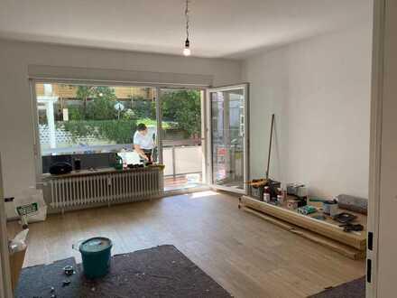 helle frisch renovierte Wohnungen in zentraler Lage mit Garage