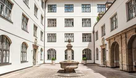 Urbanes Wohnen in der Ludwigs-Vorstadt