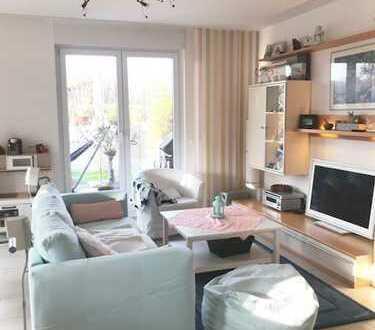 Hochwertige 4-Zimmer-Wohnung mit Gartenanteil in ruhiger Lage!