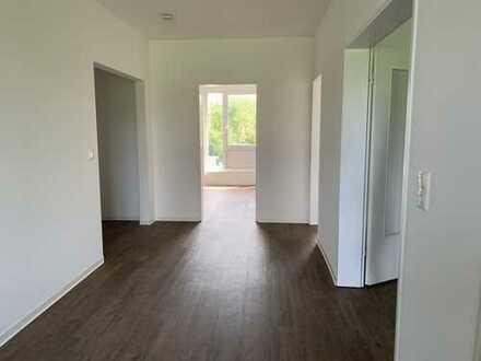 Toll geschnittene Wohnung wartet auf neue Mieter
