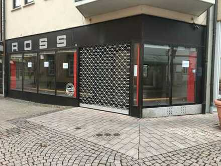 Schönes Ladengeschäft / Bürofläche in guter Lage Bensheimer Innenstadt