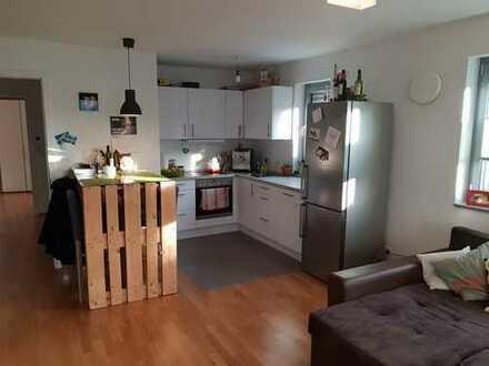 HERRENHÖFE - 2-Zimmer-Wohnung mit verglaster Loggia
